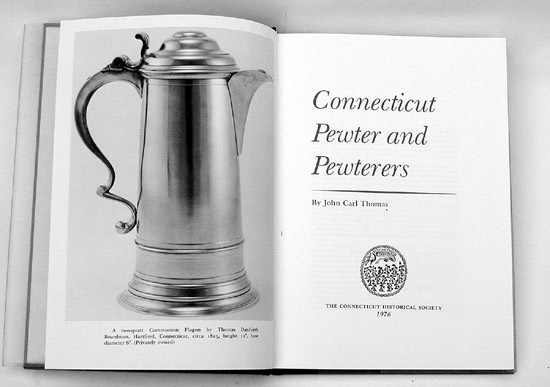 Connecticut Pewter and Pewterers
