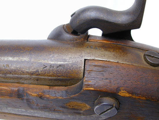 A Mexican War Dated Model 1842 Smoothbore Musket
