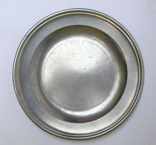 An Export Plate by Townsend & Compton