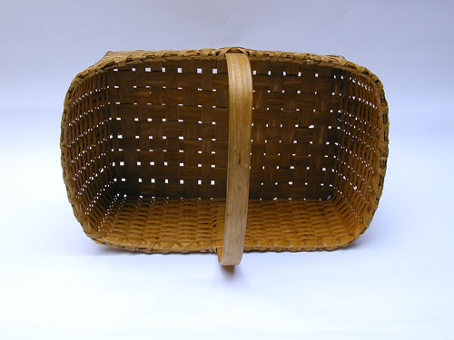 A Rectangular Ash Basket