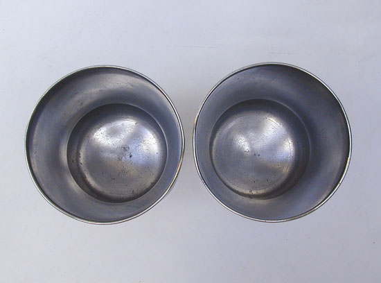 A Pair of Roswell Gleason Chalices