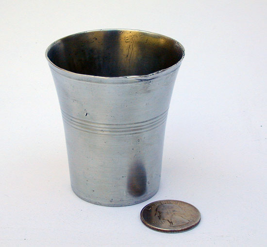An Unusual Size Beaker